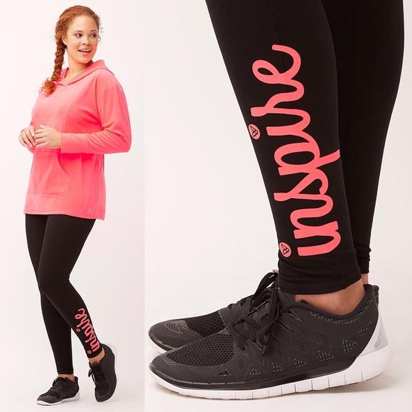 63fe557339e94 Lane Bryant Pants | Inspire Livi Active Leggings Plus | Poshmark