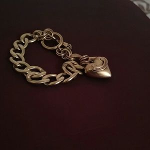 Authentic vintage Juicy Couture bracelet