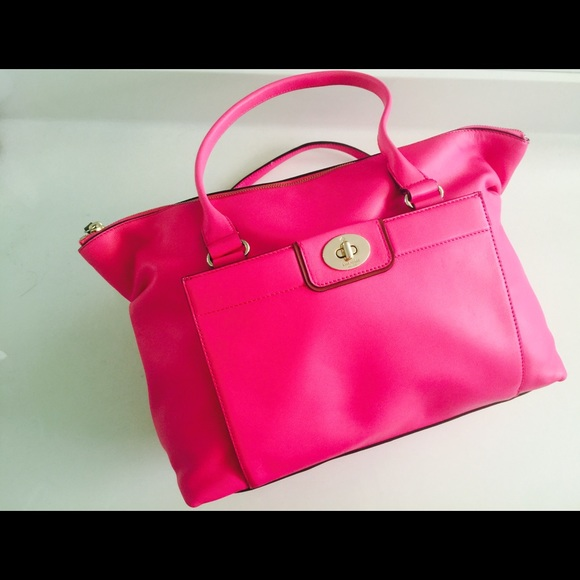 kate spade - Big Sale!!! - Kate Spade Hot Pink Handbag - New from ...