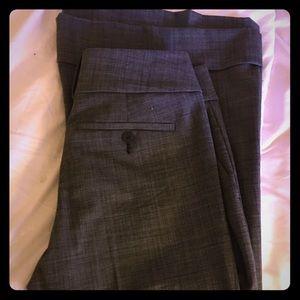 Bebe Pants - ✨🆕•BEBE• Charcoal Gray AudreyTrouser Pants✨