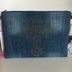 Handbags - New denim purse