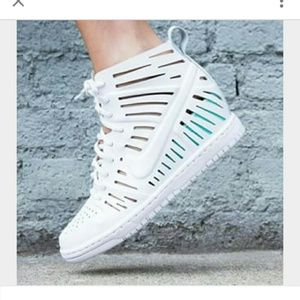 huge selection of b314f 2a39f Nike Shoes - 🚫SOLD🚫BRAND NEW Nike Dunk Sky Hi Joli