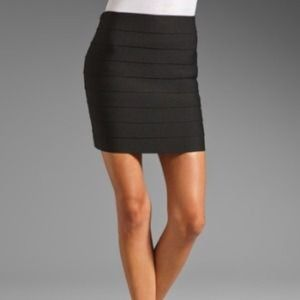 Pleasure Doing Business Dresses & Skirts - Black Bandage Pleasure Doing Business Skirt
