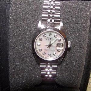 Rolex Accessories - Ladies Rolex Datejust