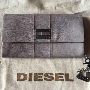 Grey Diesel wallet