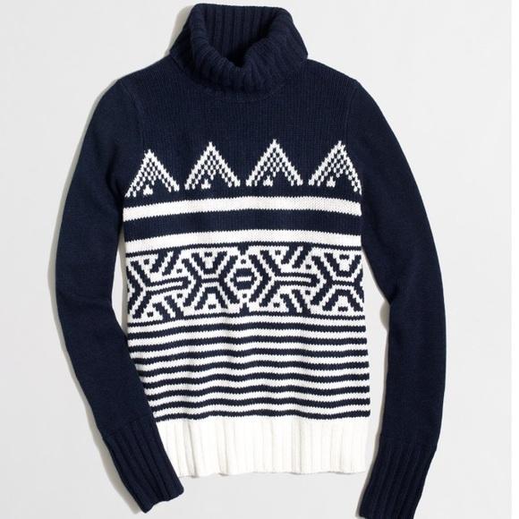 J Crew Sweaters Sale J Crew Fair Isle Sweater Poshmark