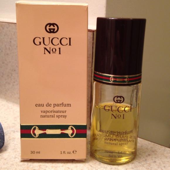 1a79c4bb1b272 Vintage Gucci No 1 perfume