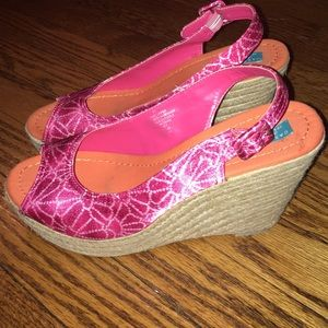 Ladies Wedges By Calypso St. Barth For Target