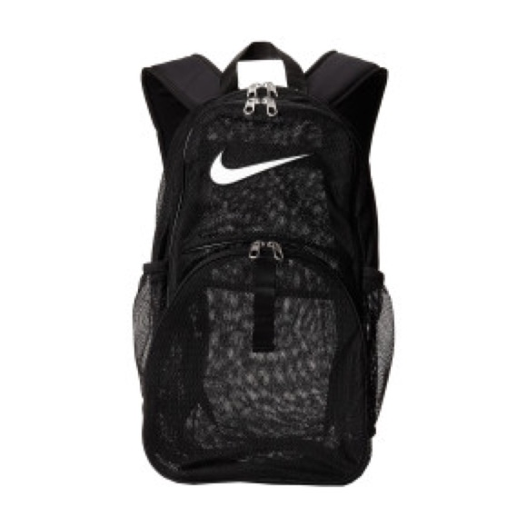 2b5692d184 Mesh Nike Backpack Gym Bag. M 56cab0b5a88e7dc097066780