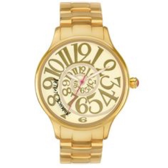 betsey johnson betsey johnson gold from s