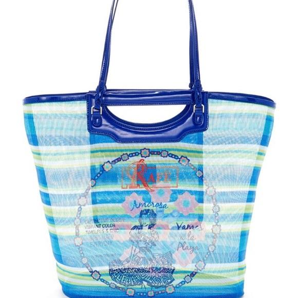 Rafe New York Bags   Flash Sale Beach Tote   Poshmark 3a16ce78af