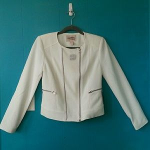 Forever 21 Jackets & Blazers - *FINAL*NWT F21 Contemporary Ivory Jacket*-HP*