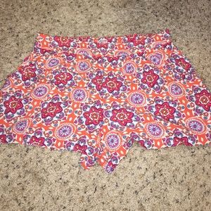 Mossimo Supply Co Pants - Print shorts with pockets