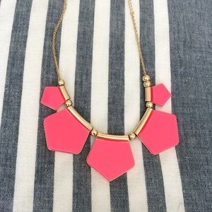 Forever 21 Jewelry - Hot Pink Necklace
