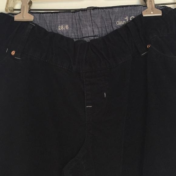 60% off GAP Pants - GAP maternity corduroy pants from Lisa's ...