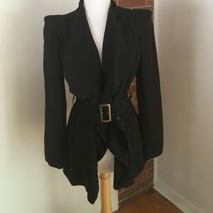 Stella & Jamie Jackets & Blazers - Cool boutique style Black jacket