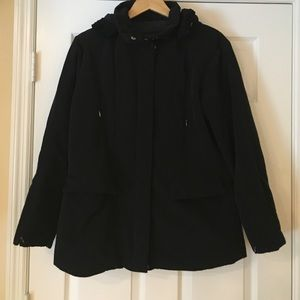 Big Chill Jackets & Blazers - Black cold weather black jacket