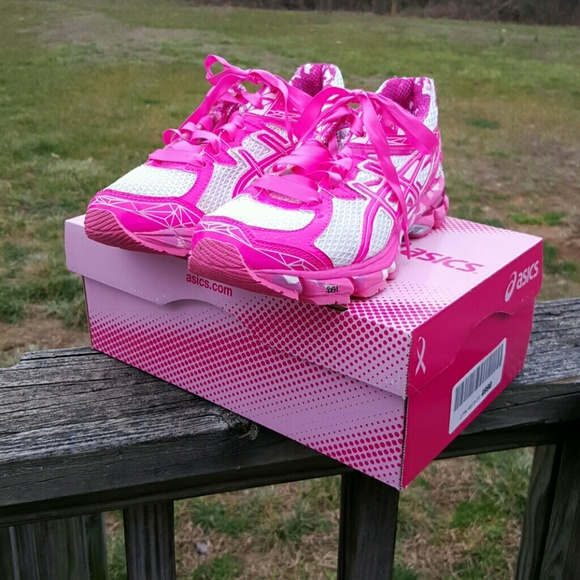 Asics Breast Cancer Awareness Shoes