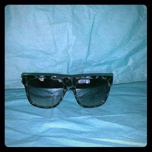 SALE!! D&G Blue Leopard Sunglasses