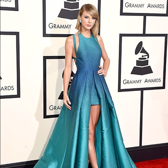 39% off Faviana Dresses Royal Blue Taylor Swift Gown | Poshmark