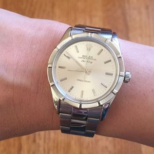 Rolex Other - ROLEX OYSTER PERPETUAL AIR KING'S WATCH