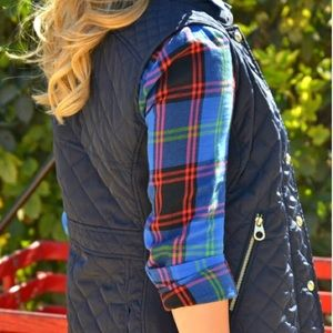 Old Navy Tops - Old Navy Plaid Flannel Shirt