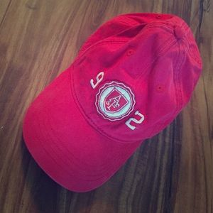 Abercrombie & Fitch Accessories - Abercrombie red cap
