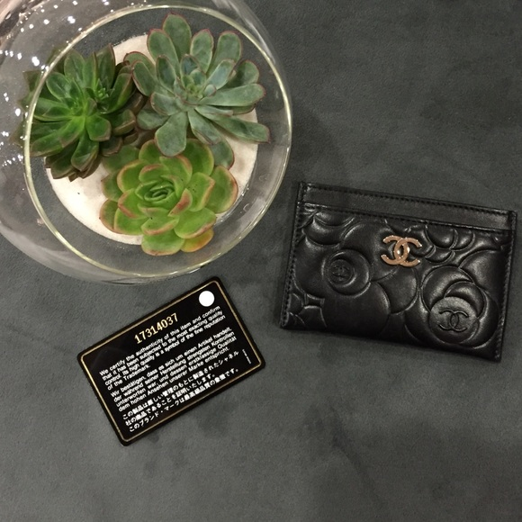11ca5733ffc7 CHANEL Bags | Camellia Flower Wallet | Poshmark