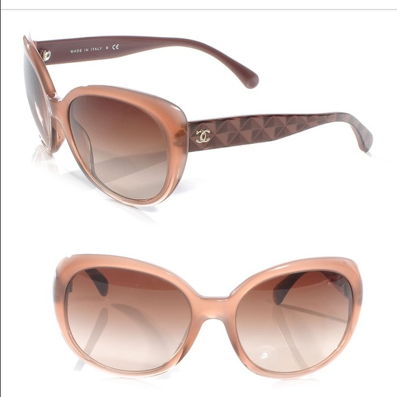 65% off CHANEL Accessories - Chanel 5184 Quilted Sunglasses from ... : chanel quilted sunglasses - Adamdwight.com