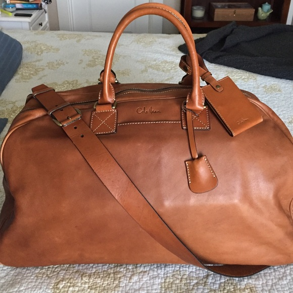 bf8d5c4ff38 Cole Haan Bags | Weekender Duffle Travel Bag Luggage | Poshmark
