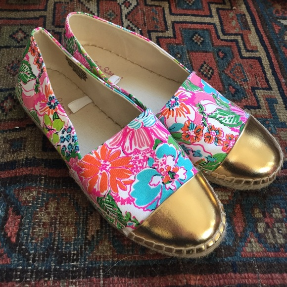 0b0f087a299 Lilly Pulitzer for Target Shoes - Lilly Pulitzer Target espadrilles 8.5