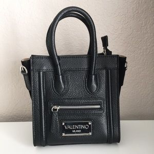 Mario Valentino Handbags - Valentino Mini Black Bag