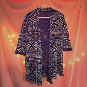 Urban Outfitters Ecote Tribal Sweater