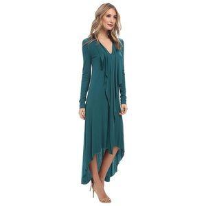 BCBGMaxAzria Dresses & Skirts - ✨HPx3✨ BCBGMAXAZRIA 'crissie' cascade front dress