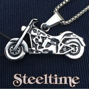 Stainless Steel Motorcycle