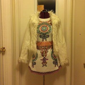 Final drop💸Printed mini dress 🖍