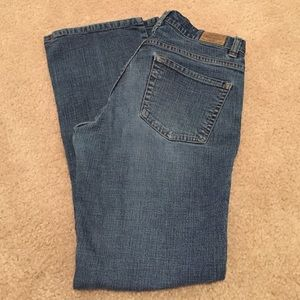 Old Navy Denim - Old Navy Ultra Low Rise Boot Cut Jeans Stretch 2S