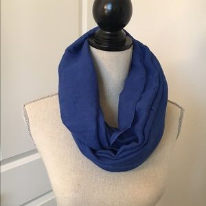 NEW royal blue gorgeous scarf