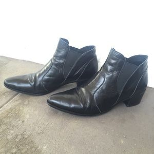 Modern Vice Boots - Modern vice boots size 39 8.5 black