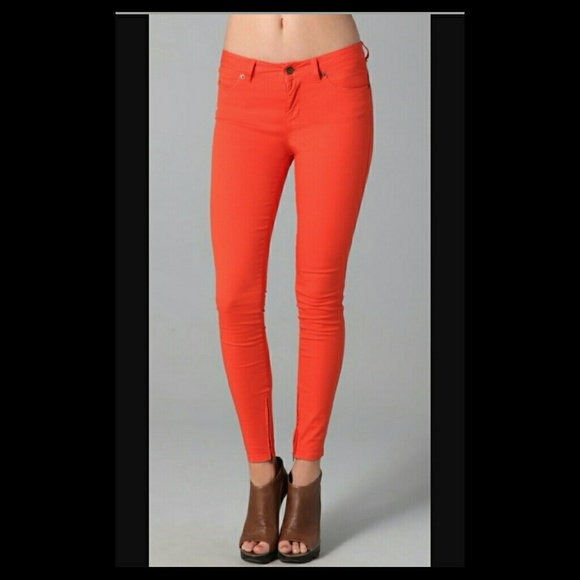 cb8fe8e885d J Brand Pants - J Brand Tangerine Skinny Jeans Size 27