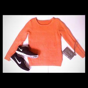 🎉🎉 HP 🎉🎉 Cantaloupe Colored TH Sweater