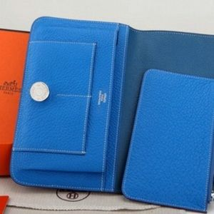 birkin bag price range - Hermes leather wallet on Poshmark