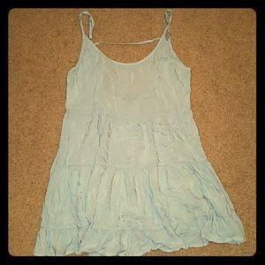 Brandy Melville Dresses & Skirts - Brandy Melville Jada Light Blue Dress