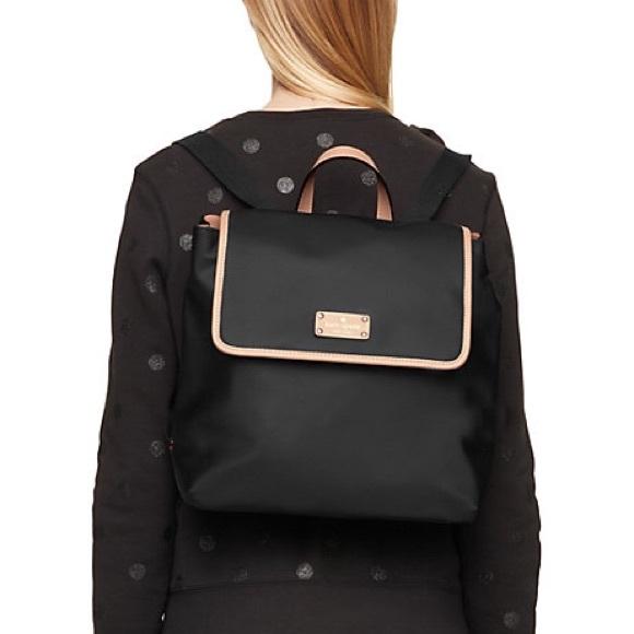 60% off kate spade Handbags - Kate Spade Black Nylon backpack ...