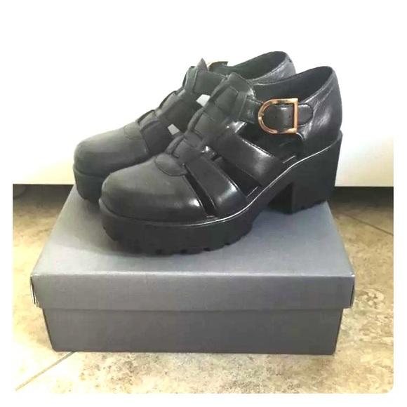 57e3fa4ee61 Vagabond dioon platform sandals 39. M 56cc134299086ad3f1084d70