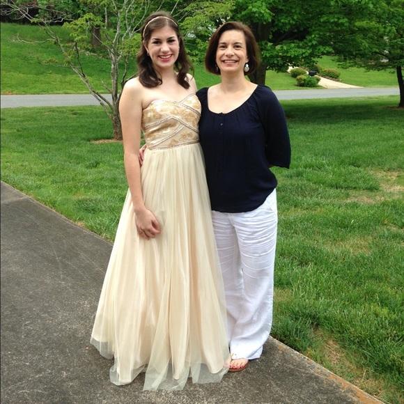 78% off B. Darlin Dresses & Skirts - B. Darlin Prom Dress from ...