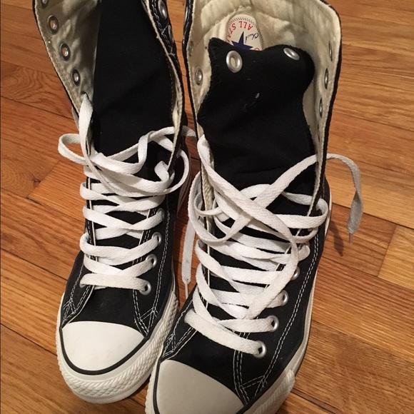 76914672d5e123 Converse Shoes - Extra high-top Converse
