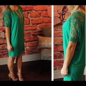 Dresses & Skirts - Final price. Good until end of June. Green Dress