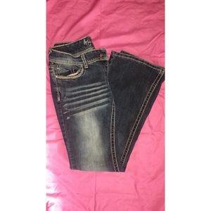 size 9/10 ariya jeans