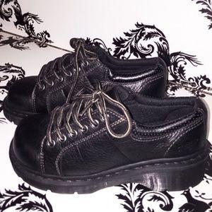  NEW! Black Doc Marten shoes!